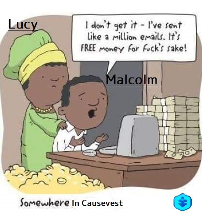 not a scammer 2